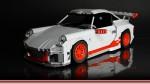 FOTOS: Los Porsche de un fanático creados en base a Lego - Noticias de malte dorowski