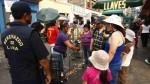 Ambulantes empiezan a poblar el Mercado Central - Noticias de jiron andahuaylas