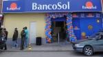 Grupo ACP vendió 12% de su participación en Bancosol de Bolivia - Noticias de luis ovalle