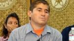 Náufrago salvadoreño luce débil y es llevado al hospital - Noticias de accidentes de trabajo