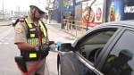 Incorruptible: policía graba a conductores 'coimeros' - Noticias de coimero