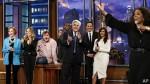 """Jay Leno se despidió del """"Tonight Show"""" después de 22 años - Noticias de sheryl crow"""