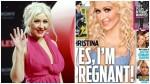 Christina Aguilera estaría embarazada - Noticias de matt rutler