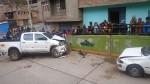 Joven ebrio mata a sus padres en accidente de tránsito - Noticias de accidente de transito