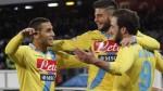 Napoli derrotó 3-1 al AC Milan con doblete de Gonzalo Higuaín - Noticias de adel taarabt