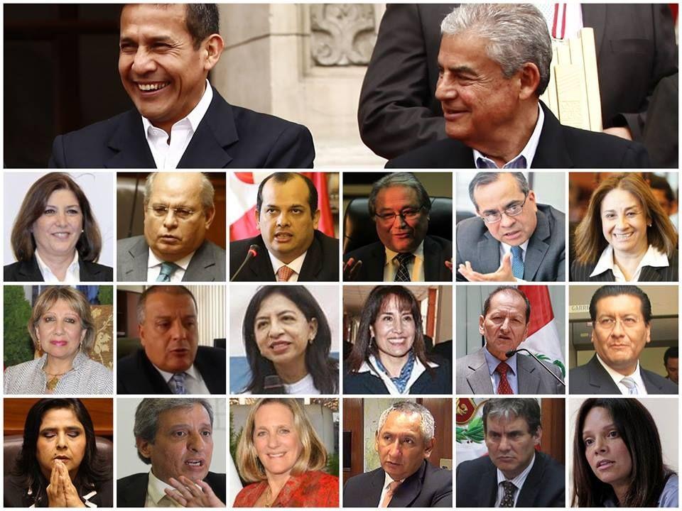 Cu nto gana un ministro en los dem s pa ses de sudam rica for Ministros del peru