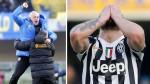 Técnico rival de la Juventus 'enloqueció' con gol del empate - Noticias de andrea mandorlini