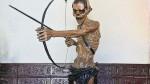 La escultura que inspiró una tradición de Ricardo Palma - Noticias de tradiciones peruanas
