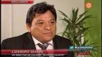 Acusan a Cenaida Uribe de querer favorecer a empresa de paneles - Noticias de lisandro quispe