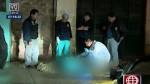 Asesinato en el Callao: mataron de tres disparos a un cobrador - Noticias de asesinato en el callao