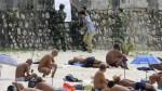China combate al nudismo con el ejército - Noticias de playa nudista