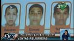 Banda de falsos compradores por Internet saqueó vivienda - Noticias de bandas delictivas