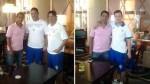 ¿Ñol Solano espía? Estuvo en concentración de Vélez - Noticias de christian bassedas