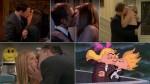 Cinco inesperados besos de personajes de series de TV - Noticias de gregory house