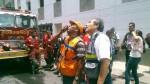 Fallecidos en incendio fueron hallados tras retiro de bomberos - Noticias de fonavi