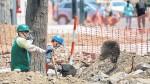 San Isidro: empezó la construcción de parqueos subterráneos - Noticias de estacionamientos rivera navarrete