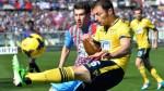 El Catania ganó 3-1 al Lazio y sale de la zona de descenso - Noticias de nicolas spolli