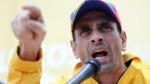 """Henrique Capriles: """"Insulza es una vergüenza de personaje"""" - Noticias de henrique capriles radonski"""