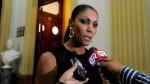 Cenaida Uribe admitió que conoce a gerente de Punto Visual - Noticias de alberto medina cecilia