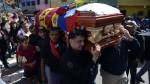 Así fue el funeral del chavista que murió en las protestas - Noticias de flores santana