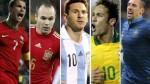 Brasil 2014: diez partidazos imperdibles de la fase de grupos - Noticias de uruguay vs jordania