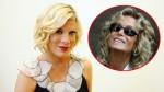 Tori Spelling dice que recibió 'mensaje' de Farrah Fawcett - Noticias de farrah fawcett