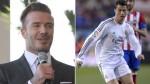 Beckham quiere a Cristiano Ronaldo en su equipo de la MLS - Noticias de fútbol estadounidense