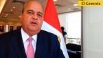 """Cómex Perú: """"Debemos mejorar competitividad logística"""" - Noticias de carlos chiappori"""