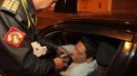 ¿Qué puede hacer un policía si interviene a un chofer ebrio? - Noticias de accidente de transito