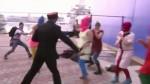 Pussy Riot son golpeadas por la policía en Sochi [VIDEO] - Noticias de maria alekhina