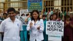 """Huelga médica: """"No se cumplió aumentos, nombramientos ni bonos"""" - Noticias de escala remunerativa"""