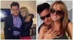 Prometida de Charlie Sheen sigue casada con su ex pareja - Noticias de brooke mueller