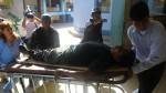 Una patrulla cae a un abismo y tres agentes salen heridos - Noticias de bagua grande