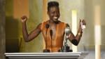 """""""12 años de esclavitud"""" triunfó en los Premios Imagen - Noticias de talk show"""