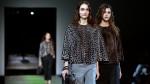 Armani, sencillez y elegancia en la Semana de la Moda de Milán - Noticias de armani milan
