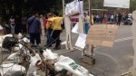 Caracas inicia la semana cubierta por barricadas - Noticias de miguel cocchiola