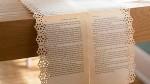 Reutiliza las páginas de tus libros antiguos y decora tu casa - Noticias de gina marco