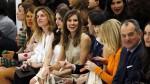Las famosas en el 'front row' de la Semana de la Moda de Milán - Noticias de hilary swank