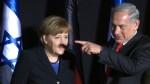La foto de Angela Merkel que causa polémica en Israel - Noticias de marc israel sellem