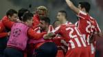 Champions: Manchester United cayó 2-0 de visita ante Olympiacos - Noticias de leandro salino