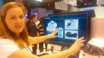 MWC14: Presentan un casco inteligente para motociclistas - Noticias de pamela montes