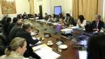 Gabinete de René Cornejo sesiona por primera vez - Noticias de cambios ministeriales