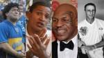 De Maradona a Rossi: 7 deportistas derrotados por las drogas - Noticias de brooke shields