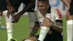 Paolo Guerrero salió lesionado en partido del Corinthians - Noticias de torneo paulista