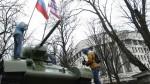 Ucrania: Pro rusos armados toman la sede de gobierno de Crimea - Noticias de alexander turchinov