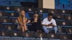 ¿Bárbara Evans fue al estadio para ver a Paolo Guerrero? - Noticias de paulistao