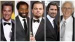 Oscar 2014: cómo llegan los candidatos a mejor actor - Noticias de irving rosenfeld