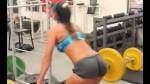 Así entrena la sexy paraguaya Leryn Franco para los Odesur - Noticias de leryn franco