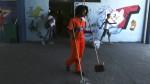 De trabajadora de limpieza a bailarina del carnaval de Río - Noticias de flavia lopes