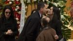 Paco de Lucía: miles de personas le dan el último adiós - Noticias de gabriela sanz